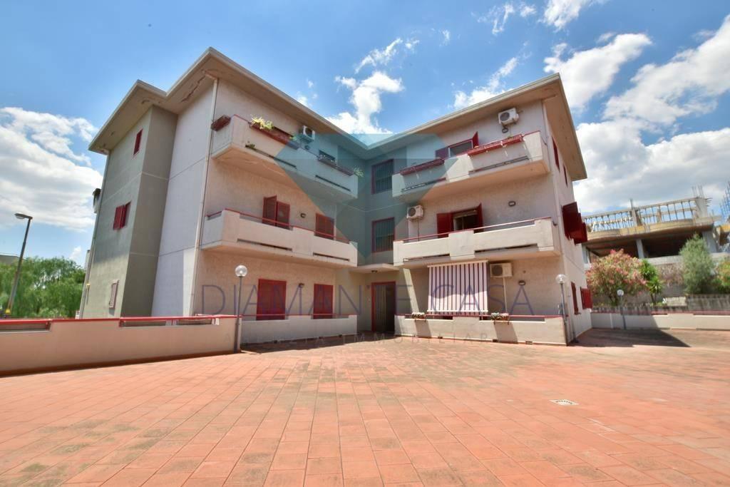 Appartamento in Vendita a Gravina Di Catania Centro:  3 locali, 75 mq  - Foto 1