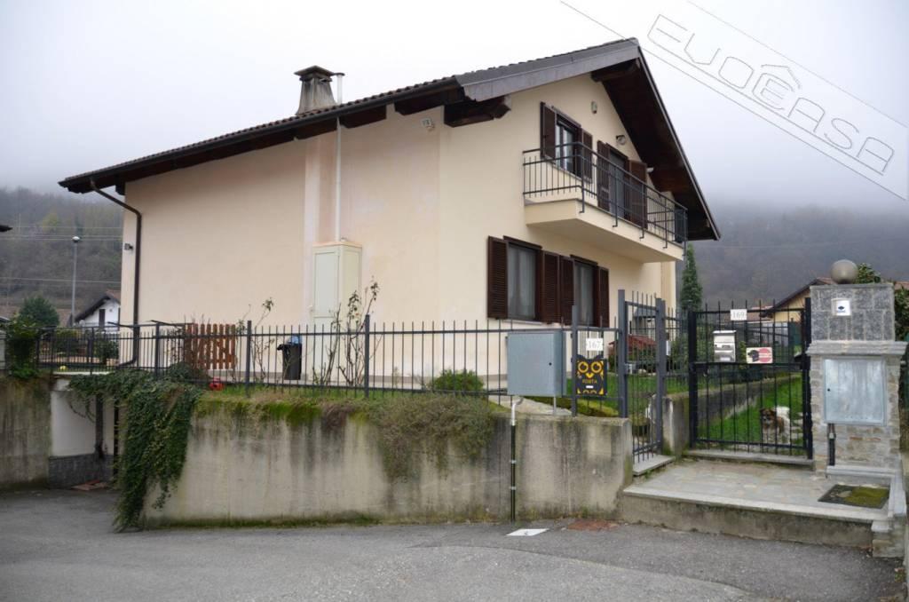 Foto 1 di Villetta a schiera via Provinciale 125, Inverso Pinasca