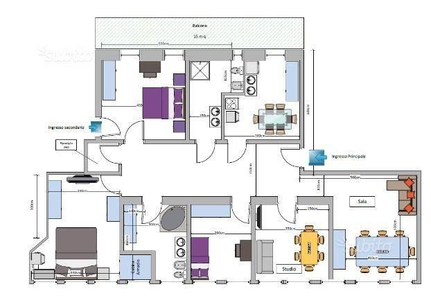 Appartamento in buone condizioni in vendita Rif. 7833778