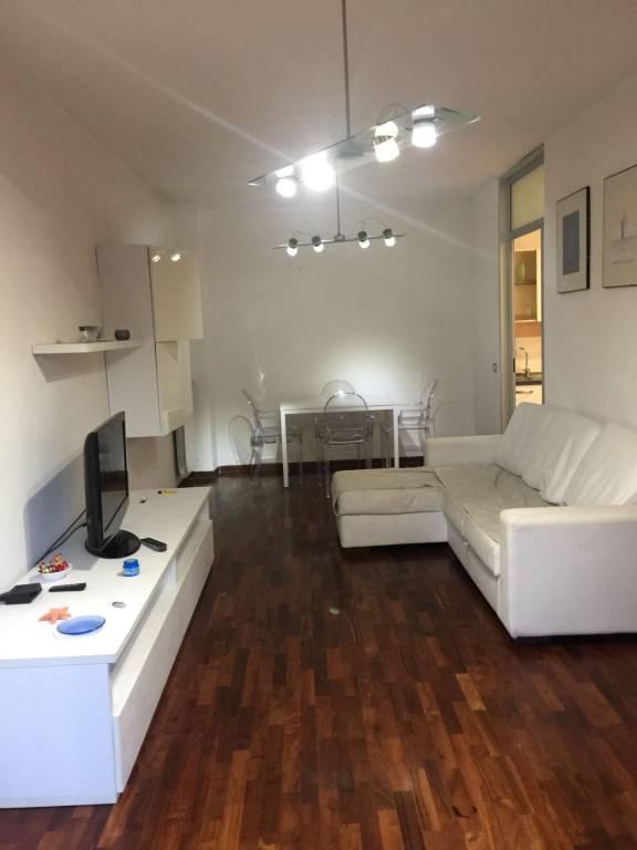 Appartamento in ottime condizioni arredato in affitto Rif. 8819475