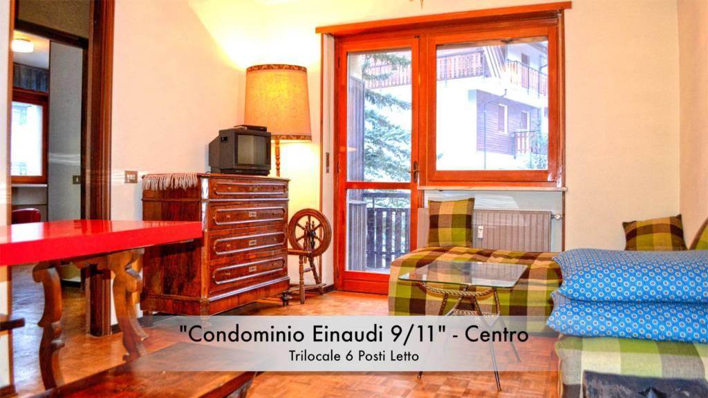 """""""Condominio Einaudi 9/11"""" - Centro"""