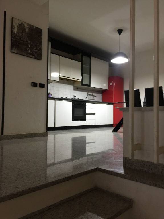 Appartamento in buone condizioni arredato in affitto Rif. 8834047
