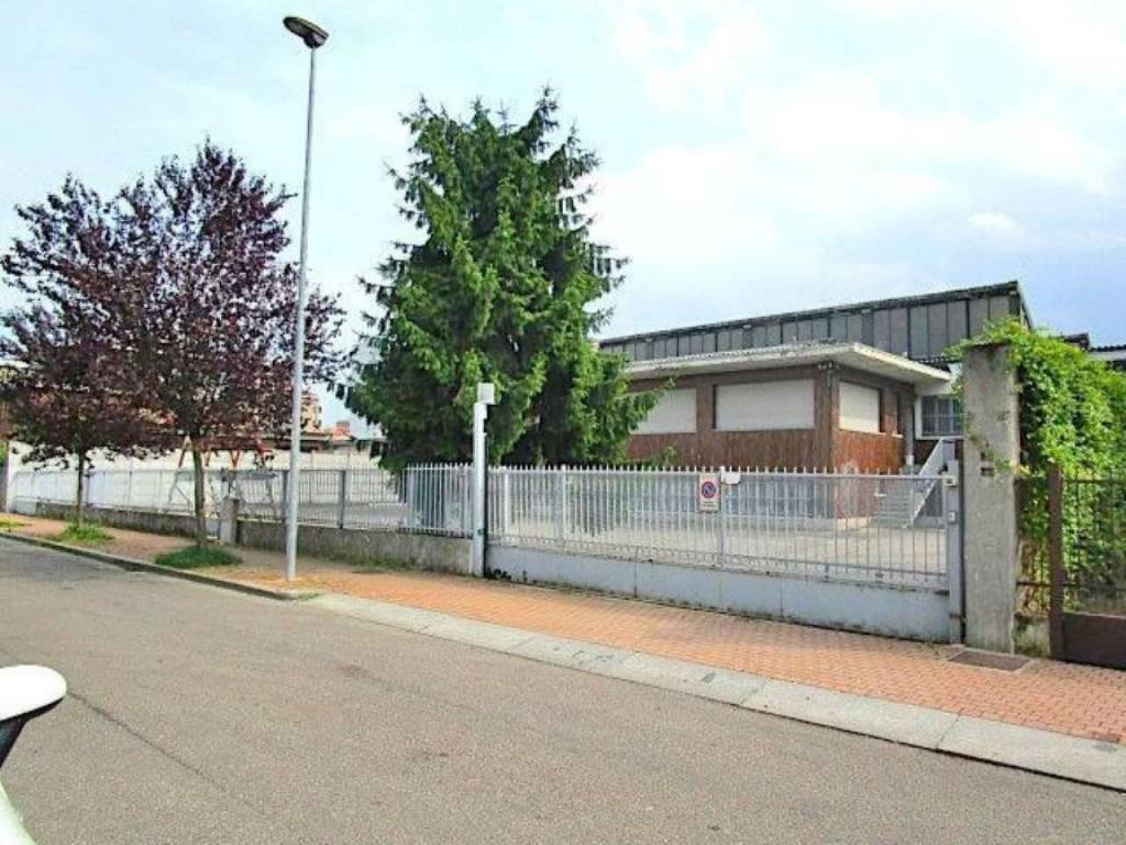 rozzano capannone uffici Rif. 8830641
