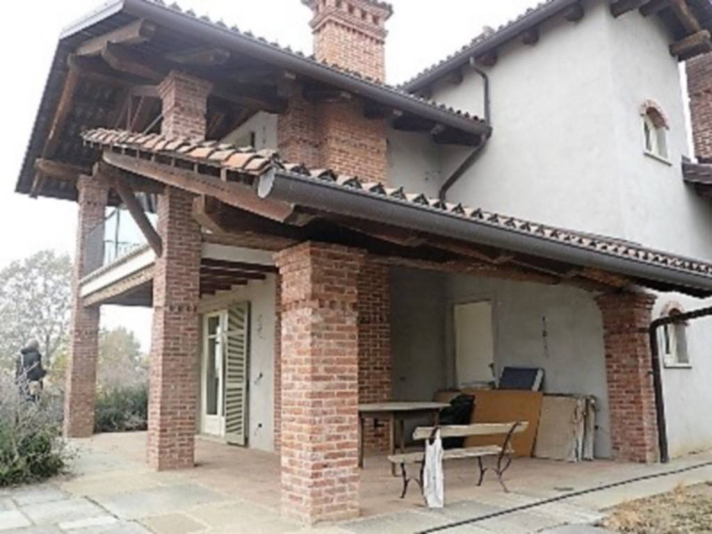 Villa in Vendita a San Secondo di Pinerolo