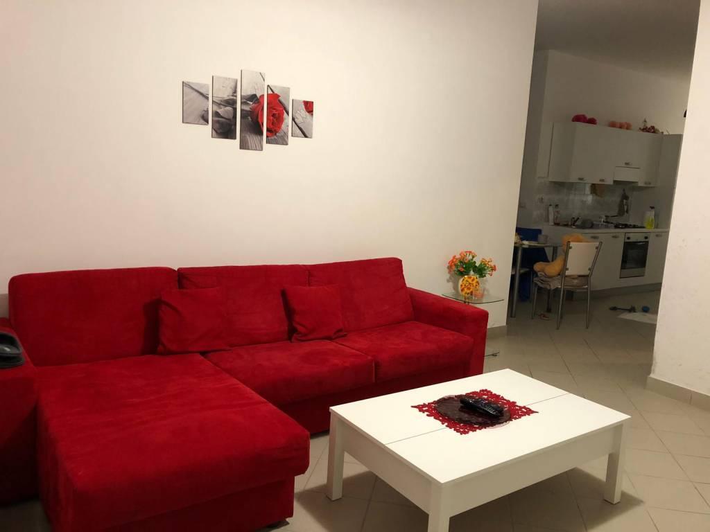 Appartamento in ottime condizioni arredato in affitto Rif. 8829449