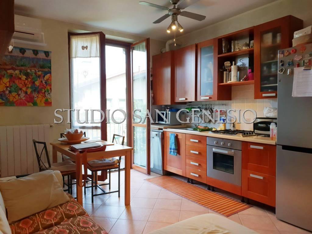 Appartamento in vendita a Zeccone, 3 locali, prezzo € 105.000 | CambioCasa.it