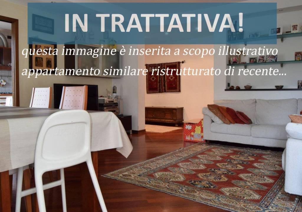 Appartamento in buone condizioni in vendita Rif. 8703894