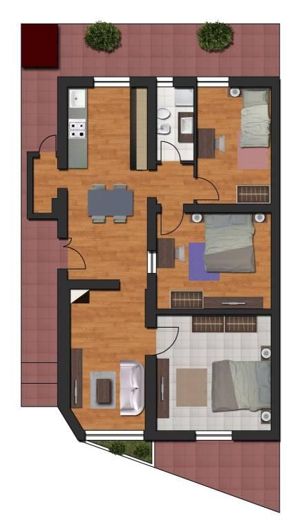 Casa Indipendente in buone condizioni in vendita Rif. 8844829