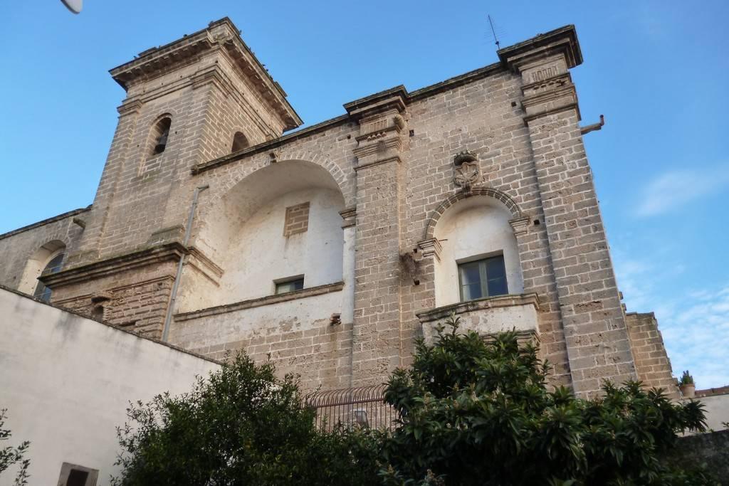 NARDO' ZONA VIA ROMA Piano terra con giardino