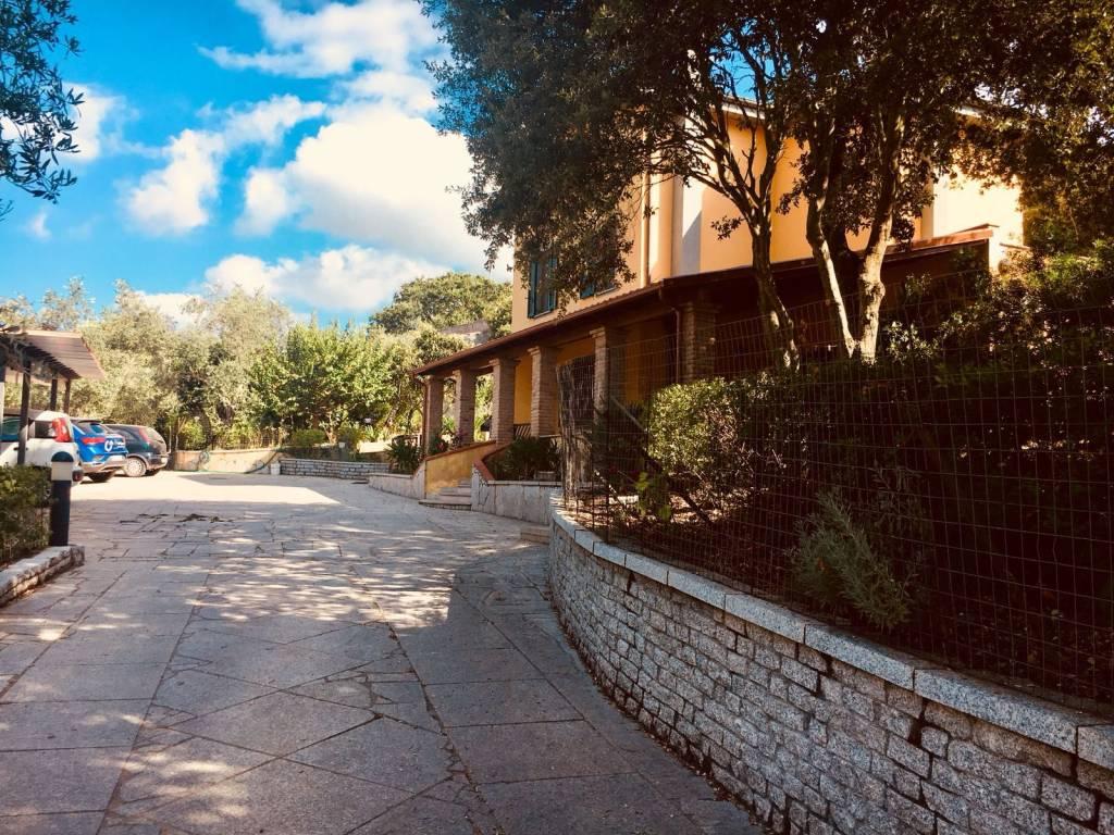Splendida villa Monte Bianchinu