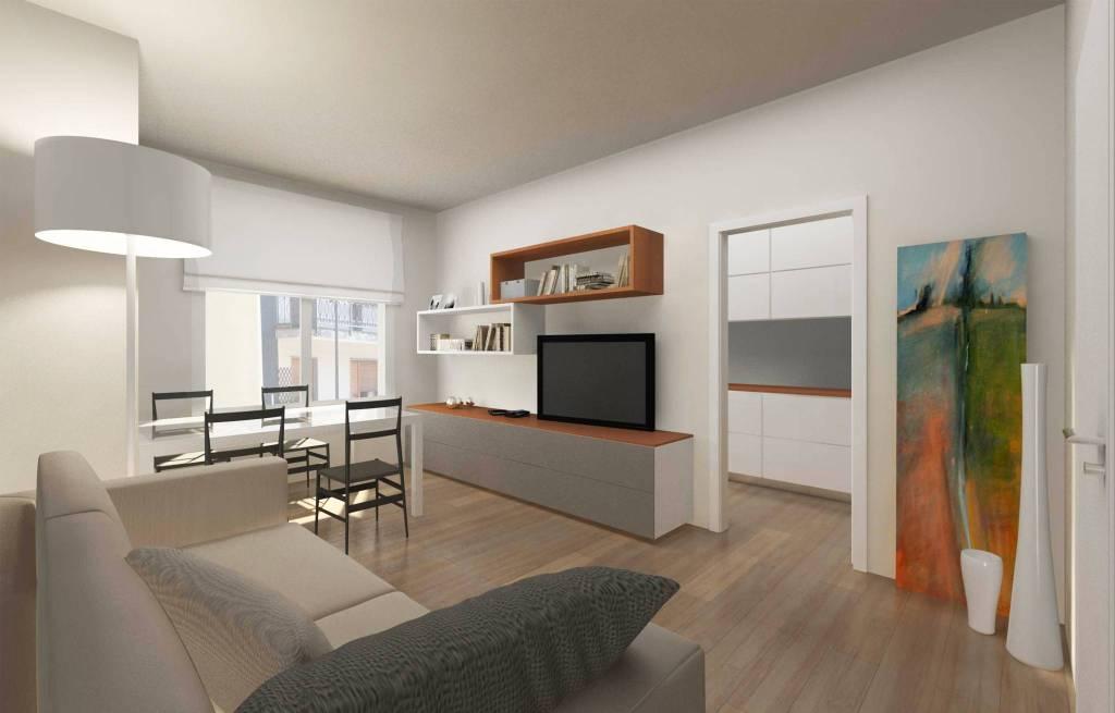 Appartamento in ottime condizioni in vendita Rif. 8845355