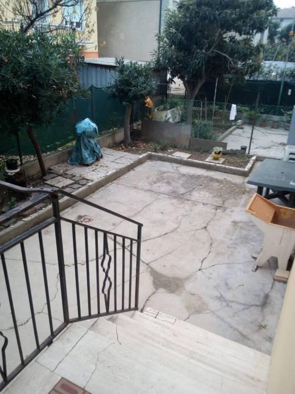 Appartamento in buone condizioni parzialmente arredato in vendita Rif. 8846078