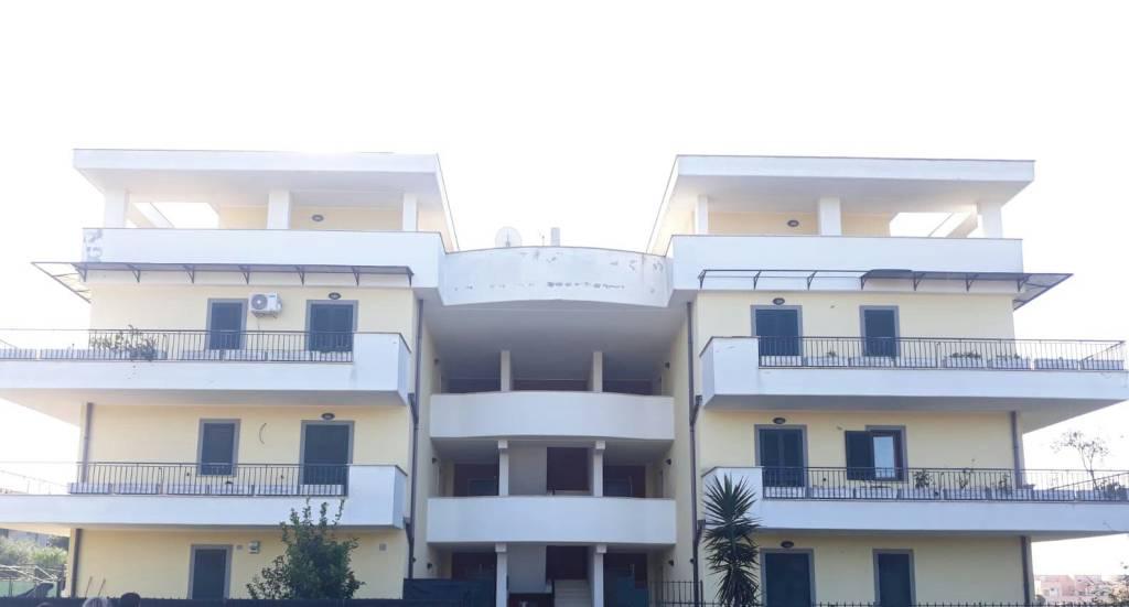 appartamento di ampia metratura su due livelli