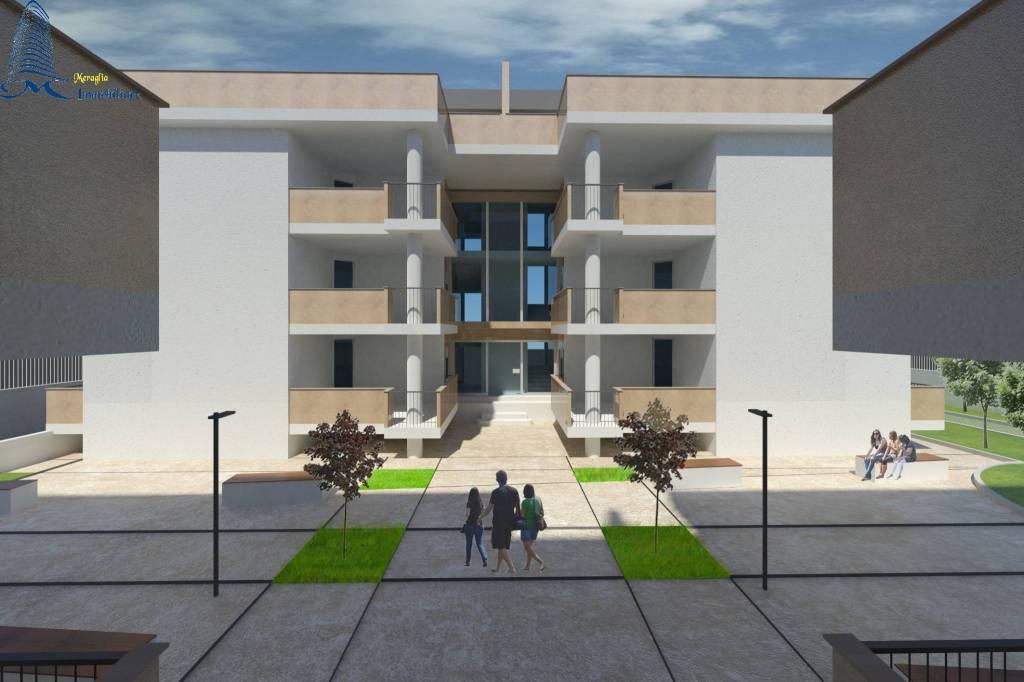 Appartamenti in costruzione design moderno