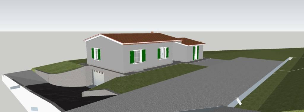 Terreno residenziale in Vendita a Magione: 185 mq  - Foto 1