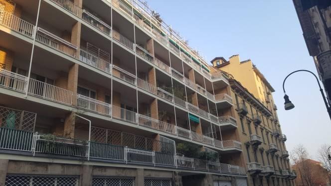Foto 1 di Trilocale via Vincenzo Vela 32, Torino (zona Crocetta, San Secondo)