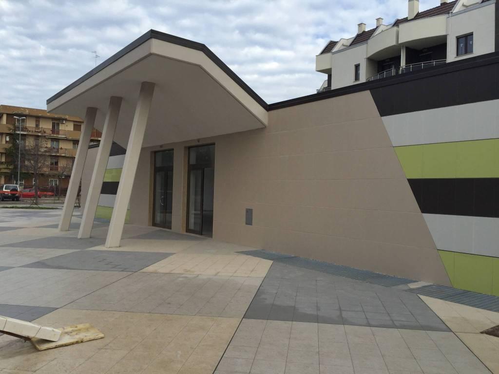 Locale commerciale Nuova costruzione mq. 355 zona Ospedali