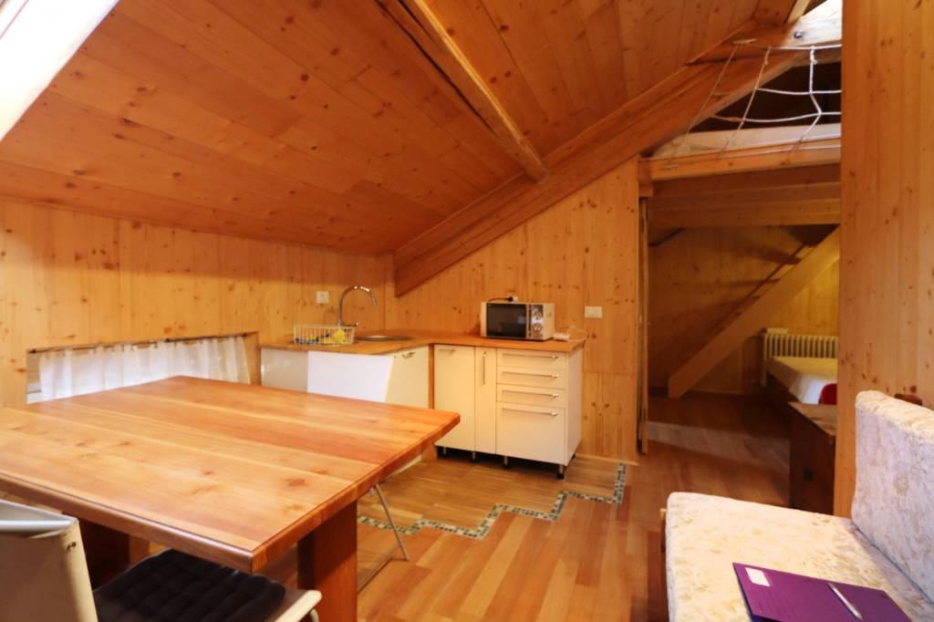 Appartamento in buone condizioni parzialmente arredato in vendita Rif. 8859567