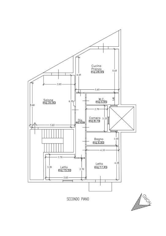 Appartamento in ottime condizioni in vendita Rif. 8860502