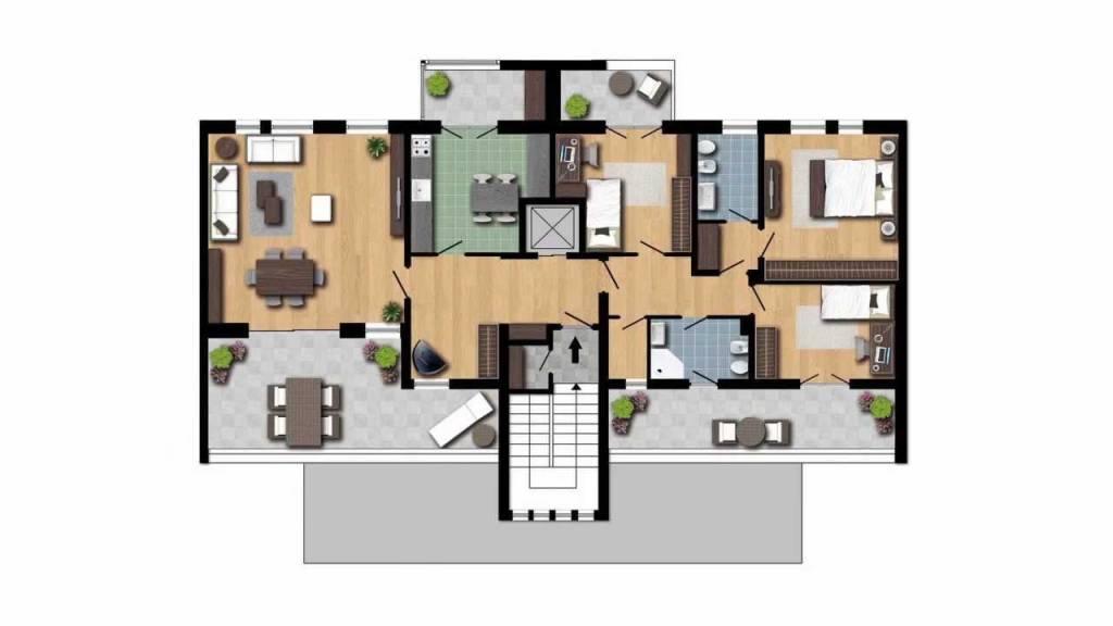 Appartamento in vendita Rif. 8860554