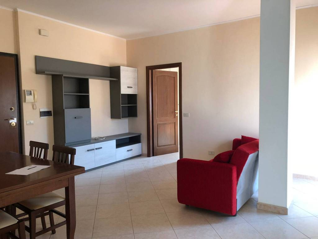 FIUMICINO - appartamento con terrazza