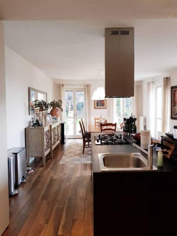 Appartamento in ottime condizioni parzialmente arredato in affitto Rif. 8885387