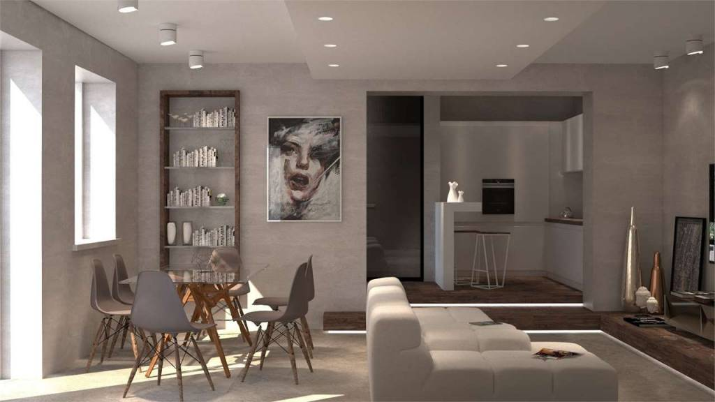 Appartamento in vendita a Cameri, 2 locali, prezzo € 95.000 | CambioCasa.it