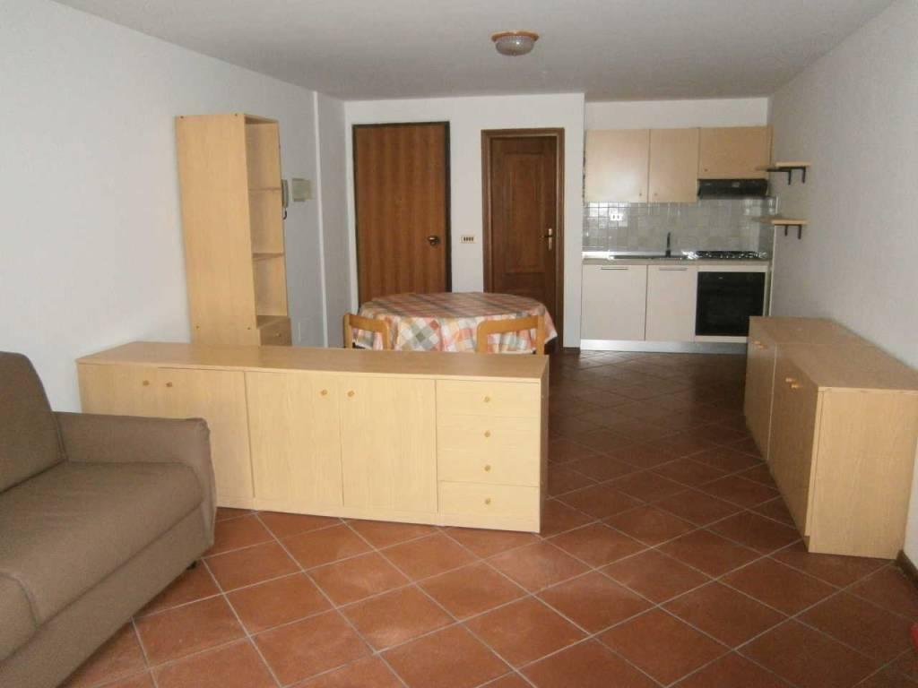 Appartamento in buone condizioni arredato in affitto Rif. 8888300