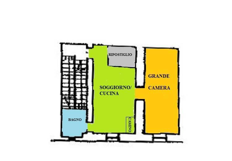 Appartamento in buone condizioni in vendita Rif. 8878682