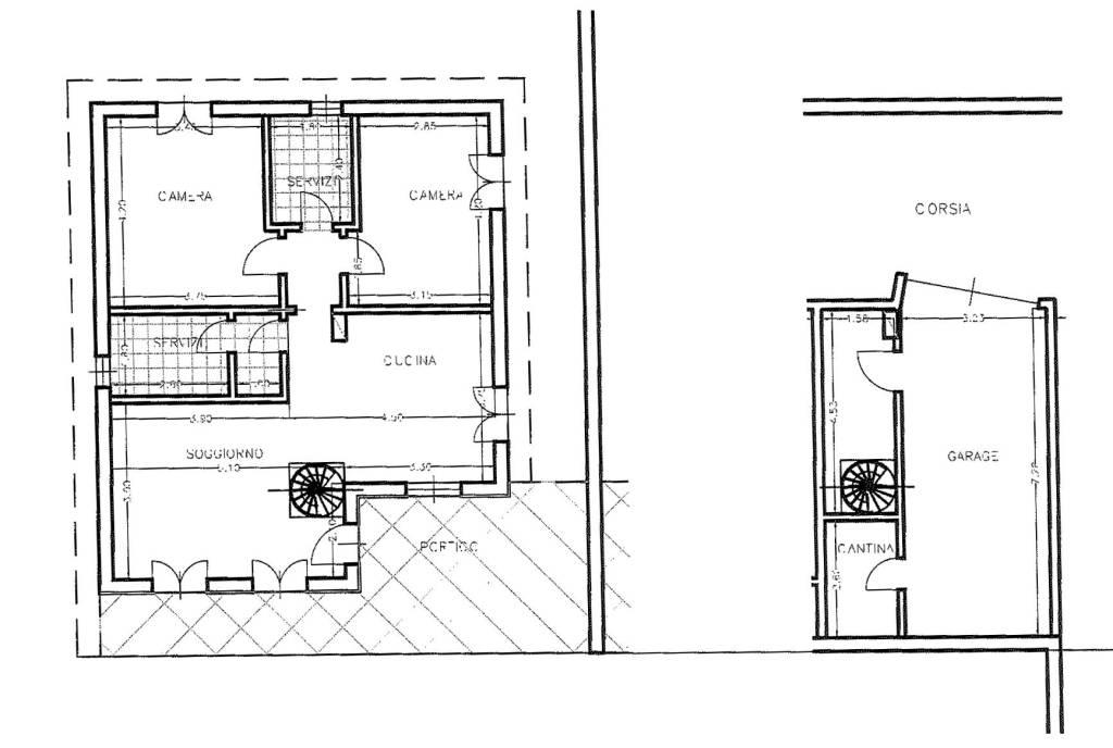 Appartamento in vendita Rif. 8878569