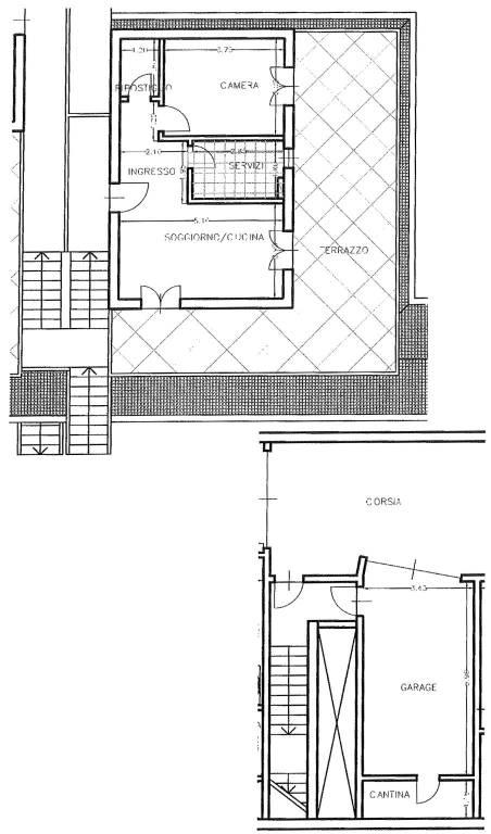 Appartamento in vendita Rif. 8878573