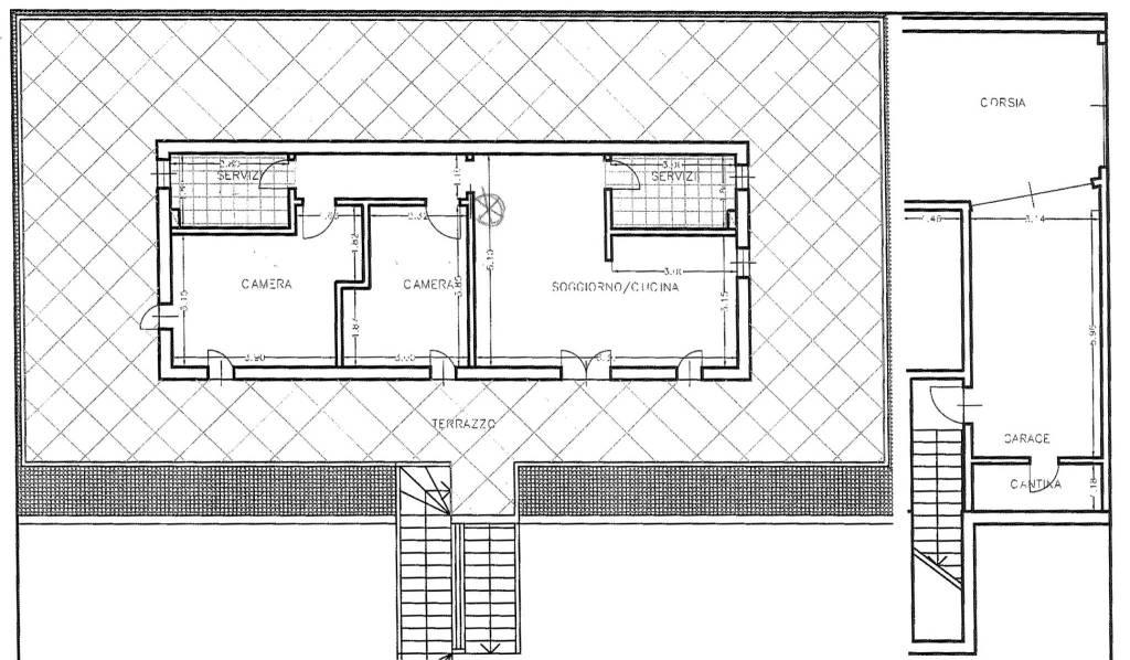 Appartamento in vendita Rif. 8878574