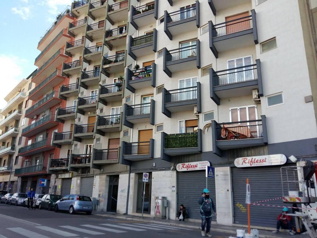 Locale commerciale ampia metratura Bari San Pasquale