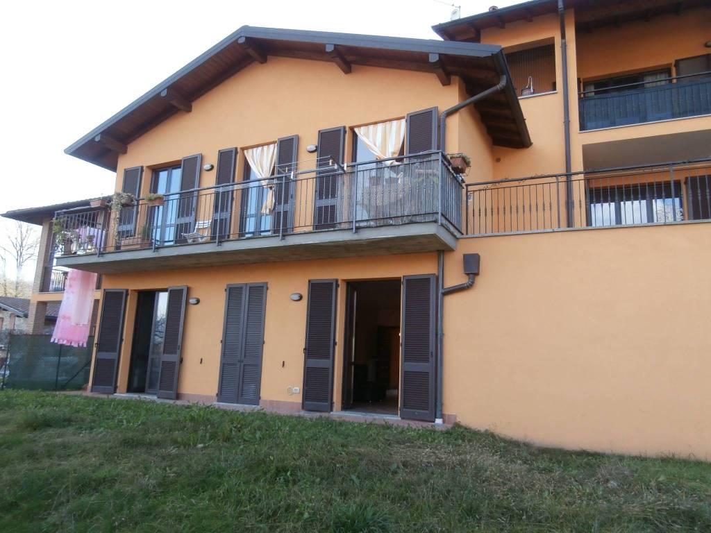 Appartamento Panoramico Recente con Giardino Privato mq.110