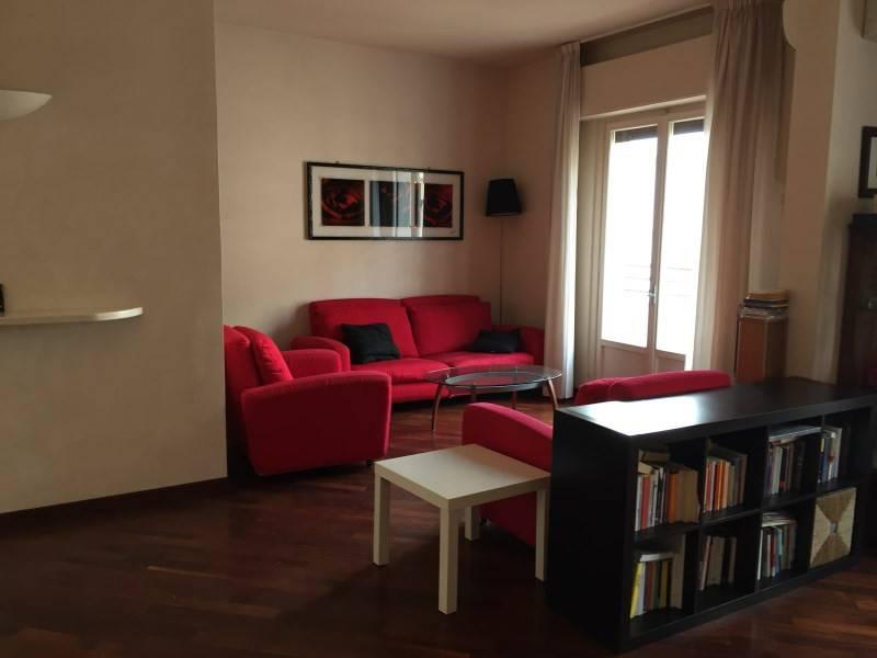 Prato est, appartamento 5 vani ammobiliato.
