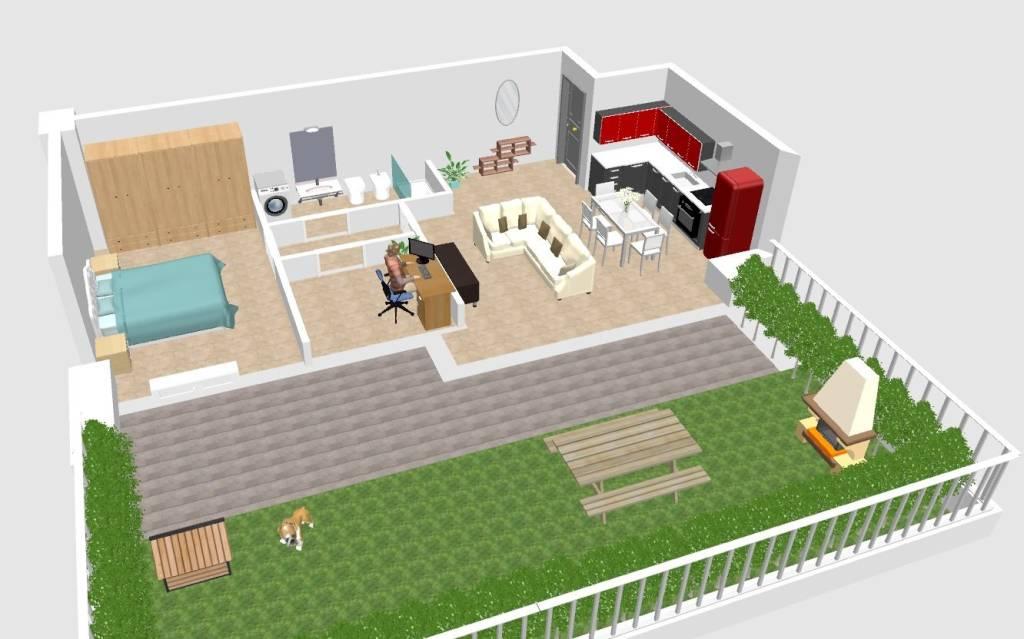 Appartamento in ottime condizioni in vendita Rif. 8886369