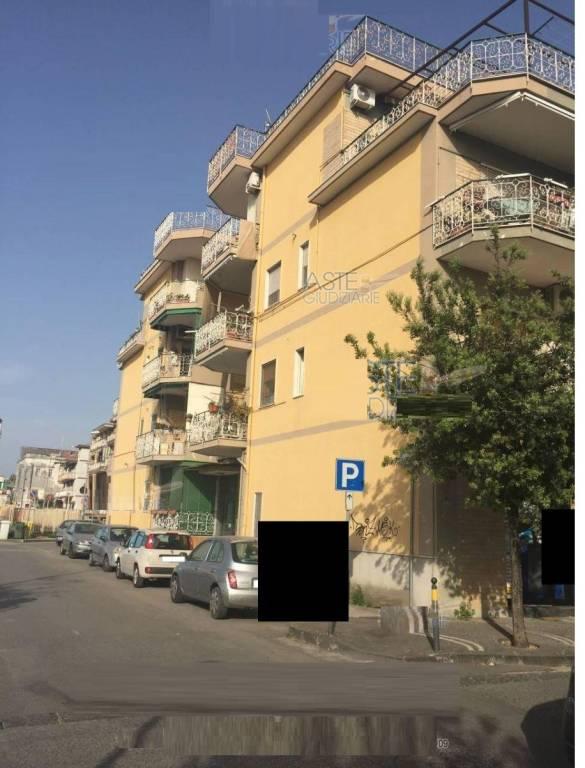 Cercola Via Garibaldi 1a ( già Corso Domenico Riccardi)