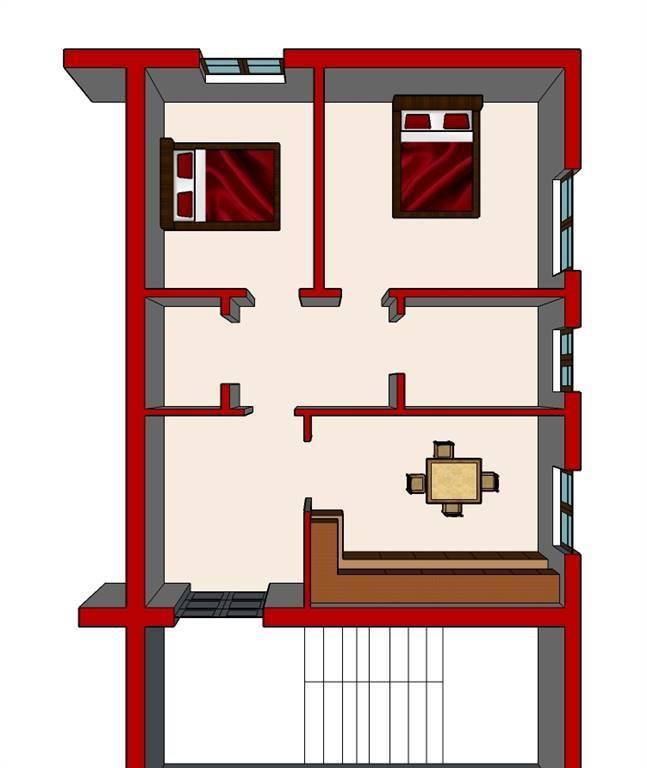 Appartamento in buone condizioni in vendita Rif. 8897290