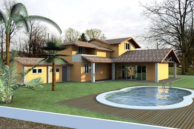 Lotto edificabile con progetto approvato Rif. 8897539