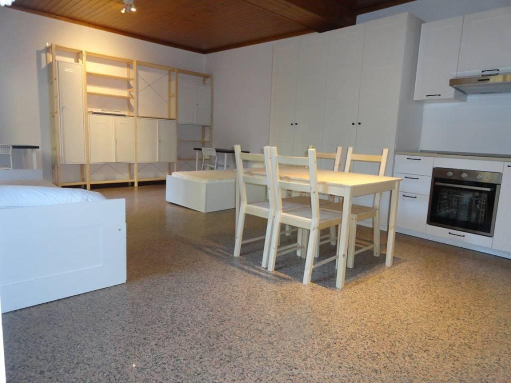 Appartamento in buone condizioni arredato in affitto Rif. 8895468