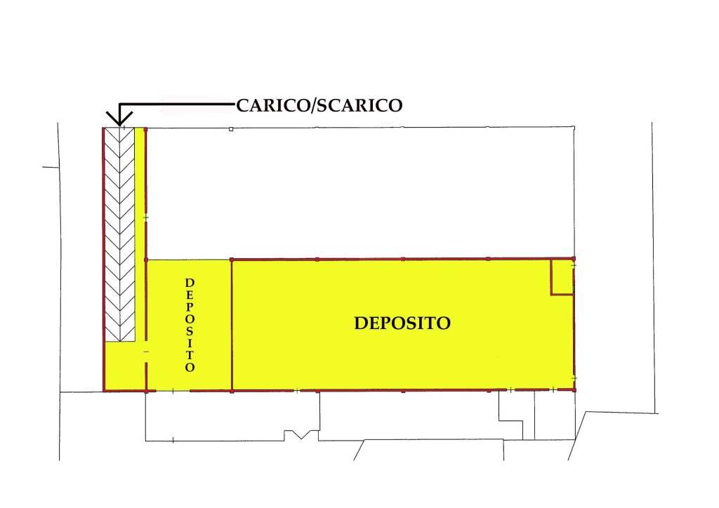 VENDO CAPANNONE/DEPOSITO A PIEVE DI CORIANO MN Rif. 8895365