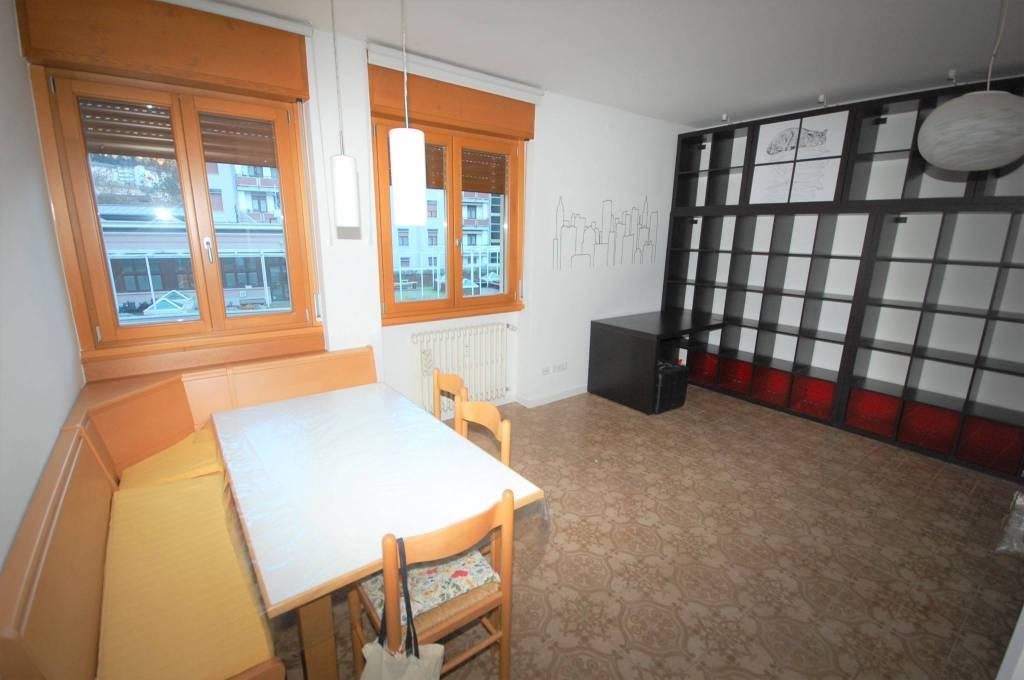 Appartamento in ottime condizioni parzialmente arredato in affitto Rif. 8896833
