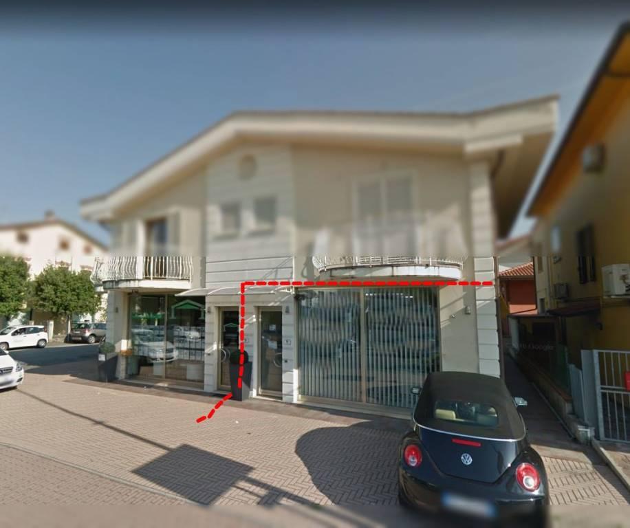 Negozio monolocale in affitto a Monsummano Terme (PT)