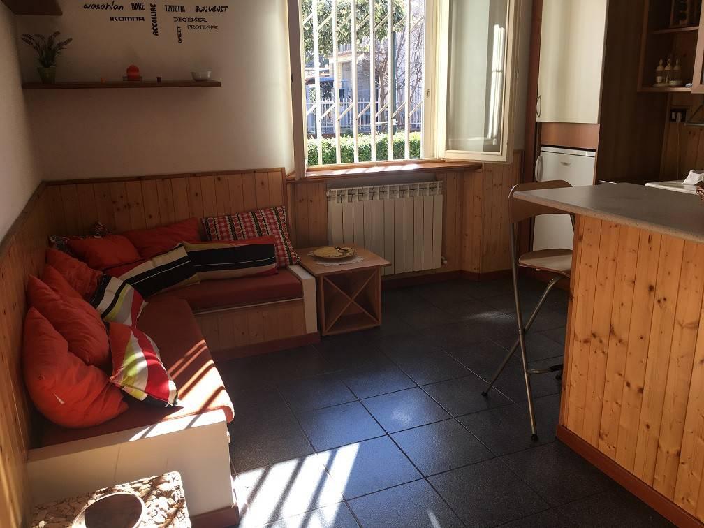 Appartamento in buone condizioni arredato in affitto Rif. 8910991