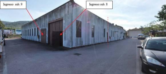 Magazzino - capannone in vendita Rif. 8912098