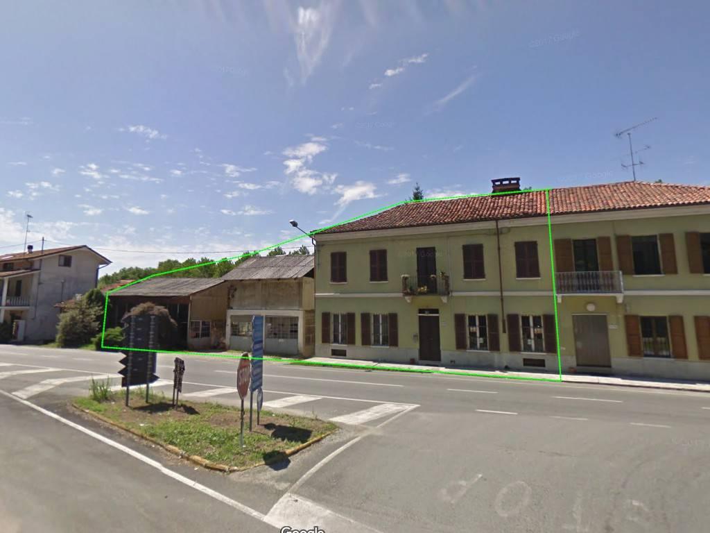 Soluzione Indipendente in vendita a Verrua Savoia, 8 locali, prezzo € 32.000 | PortaleAgenzieImmobiliari.it