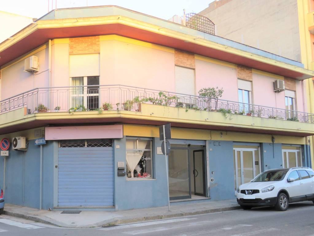 Via Sicilia locale mq 30 unico ambiente Rif. 8911053