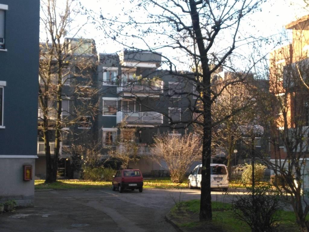 Appartamento in buone condizioni in affitto Rif. 8913511