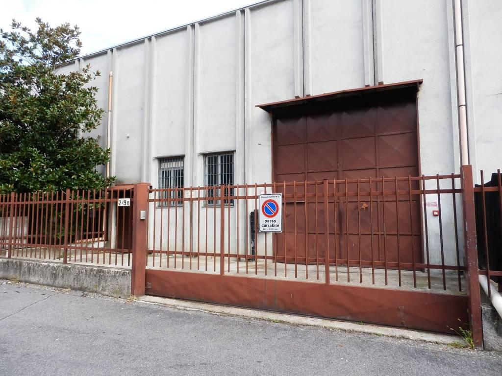 Capannone in affitto a Settimo Milanese, 2 locali, prezzo € 1.400 | CambioCasa.it