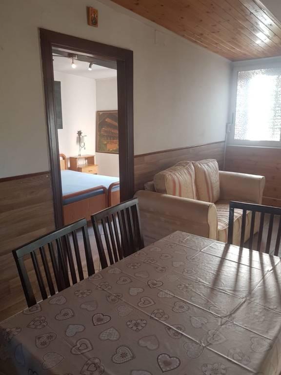 Appartamento in buone condizioni arredato in affitto Rif. 8911017